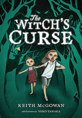 THE WITCHES CURSE by Kieth McGowan; Agent: Edward Necarsulmer IV
